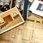 Načrtovanje izdelka: katalogi, načrti, šablone, merila, kotniki, šestila